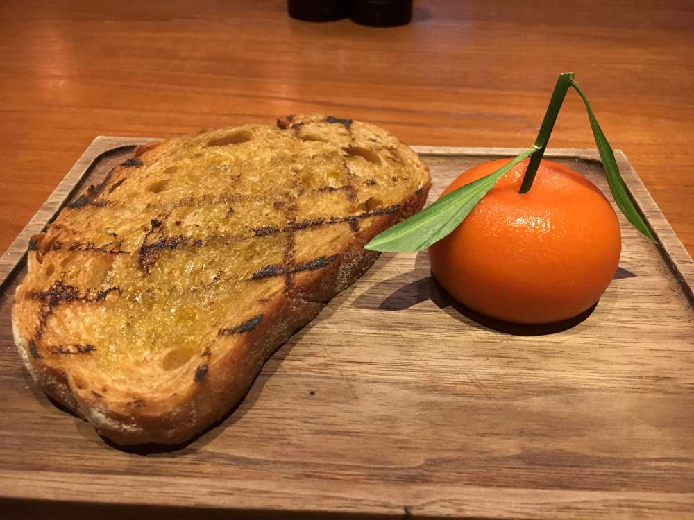 Top Things To Do in Melbourne dinner by heston meat fruit