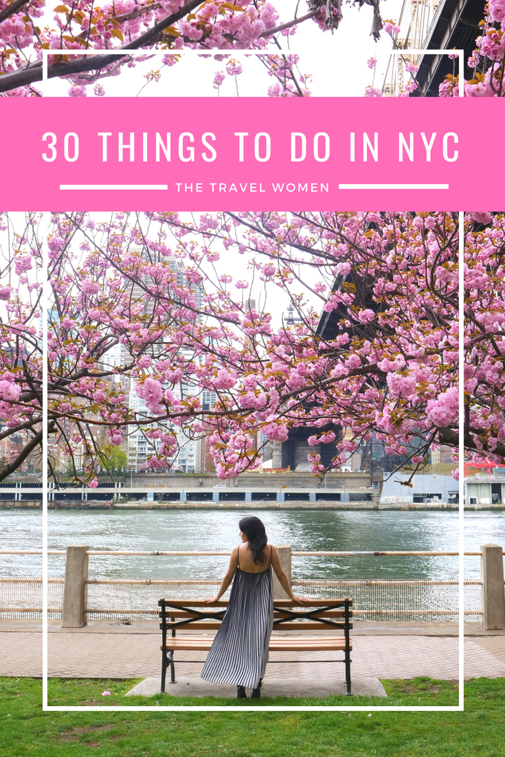 30 Things To Do in NYC