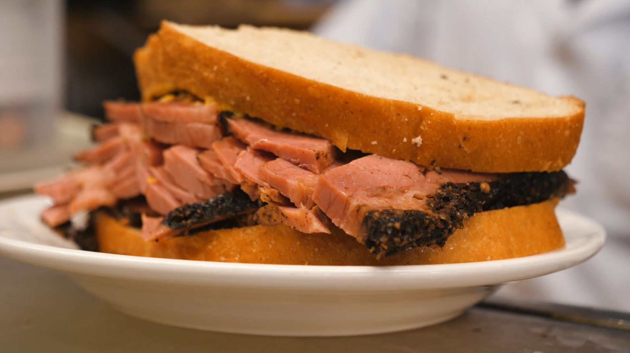 Pastrami Sandwich Katz Top Things to do in NYC