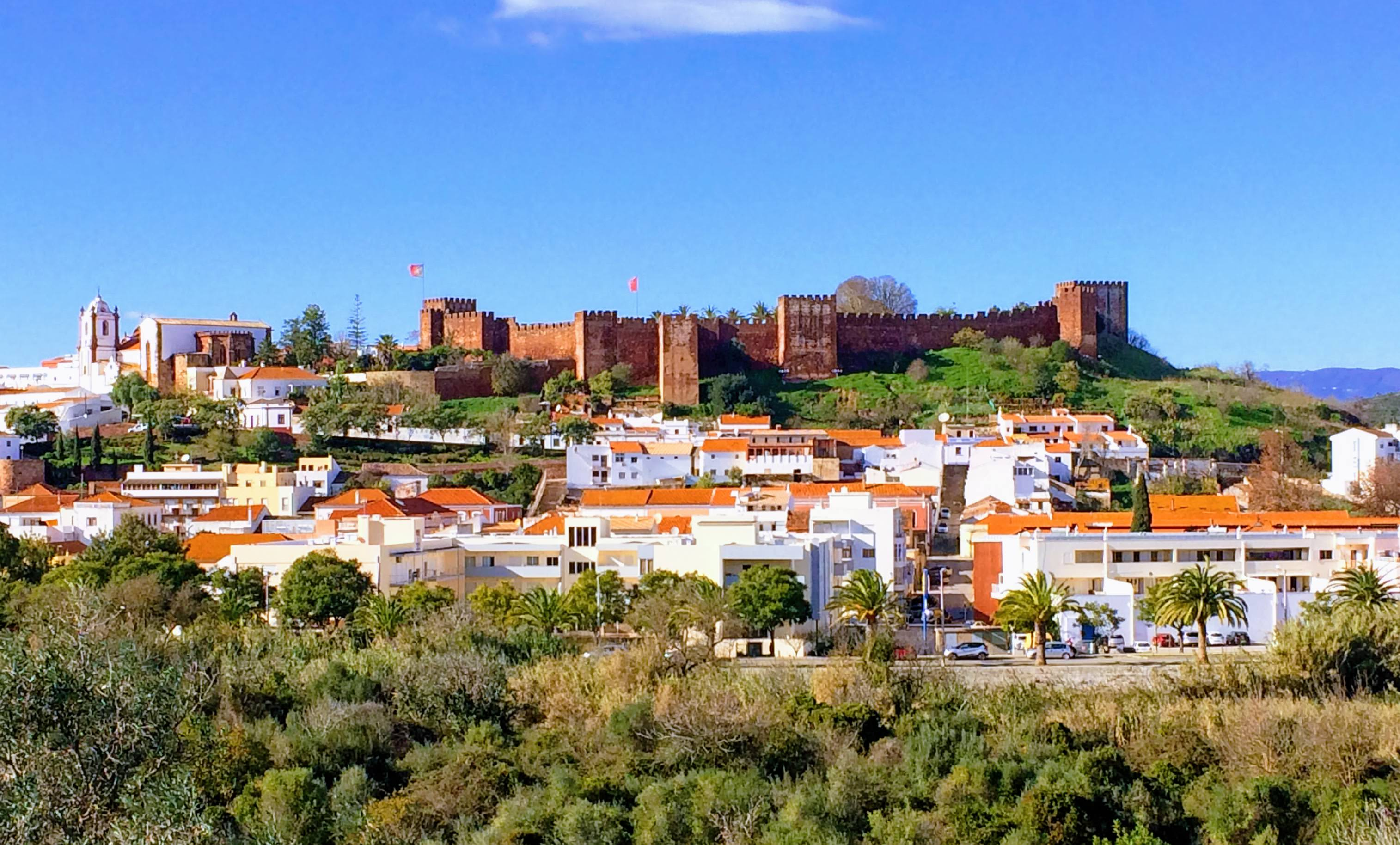 Top 11 Things to do in Algarve Silves Castle