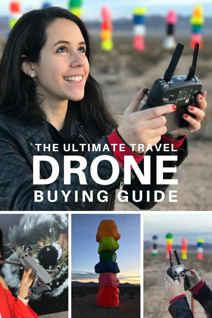 Ultimate travel drone buying guide