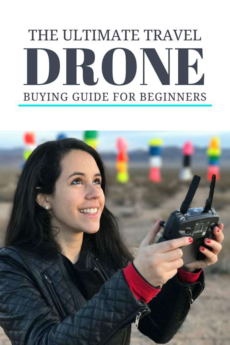 Ultimate travel drone buying guide for beginners