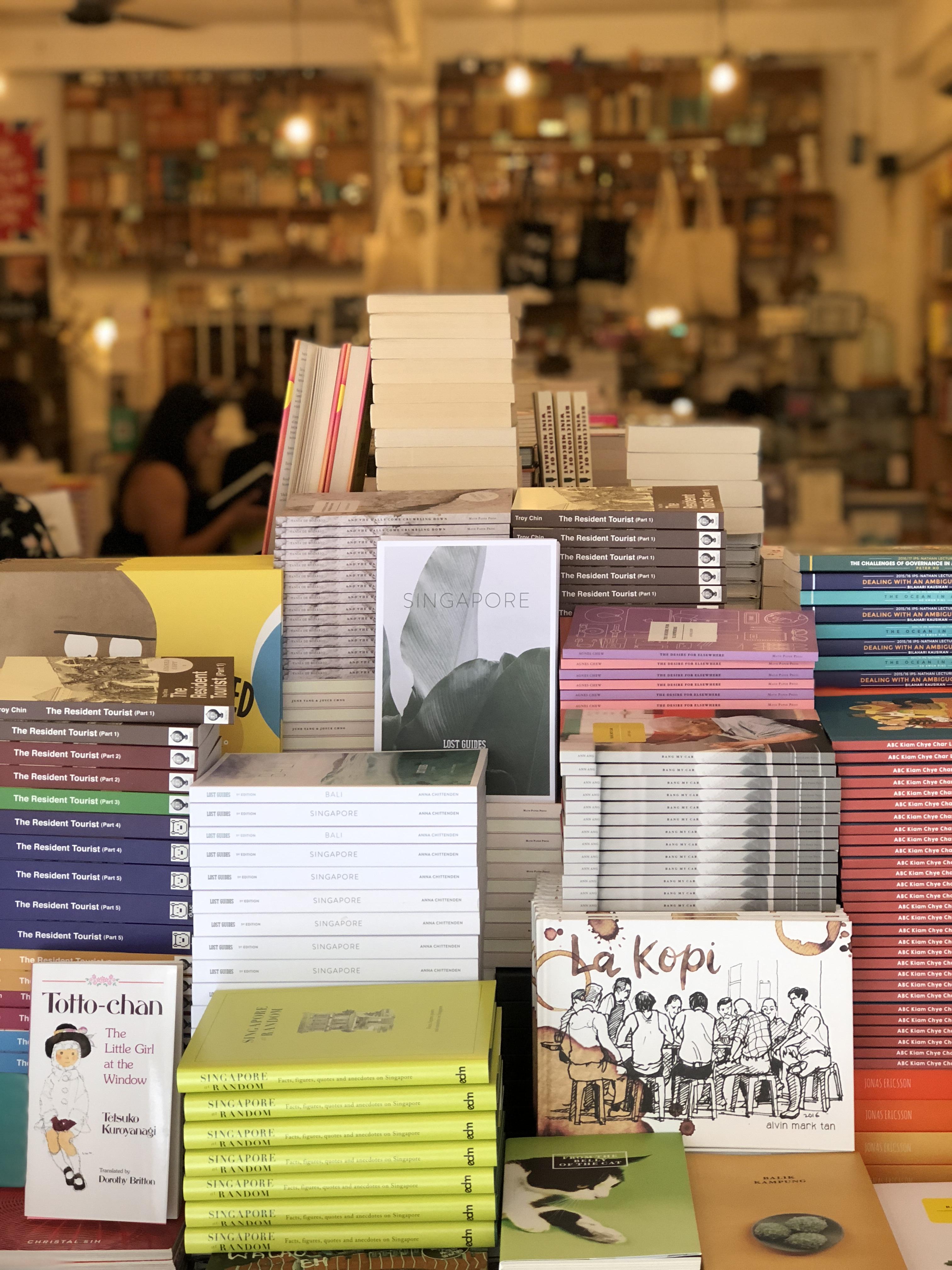 Books Actually Singapore