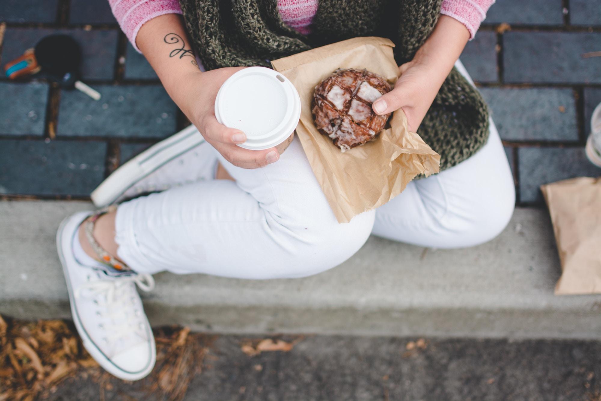 VooDoo doughnuts sweets Portland Oregon