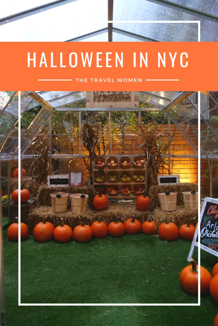 11 Things To Do for Halloween in NYC Arlo soho