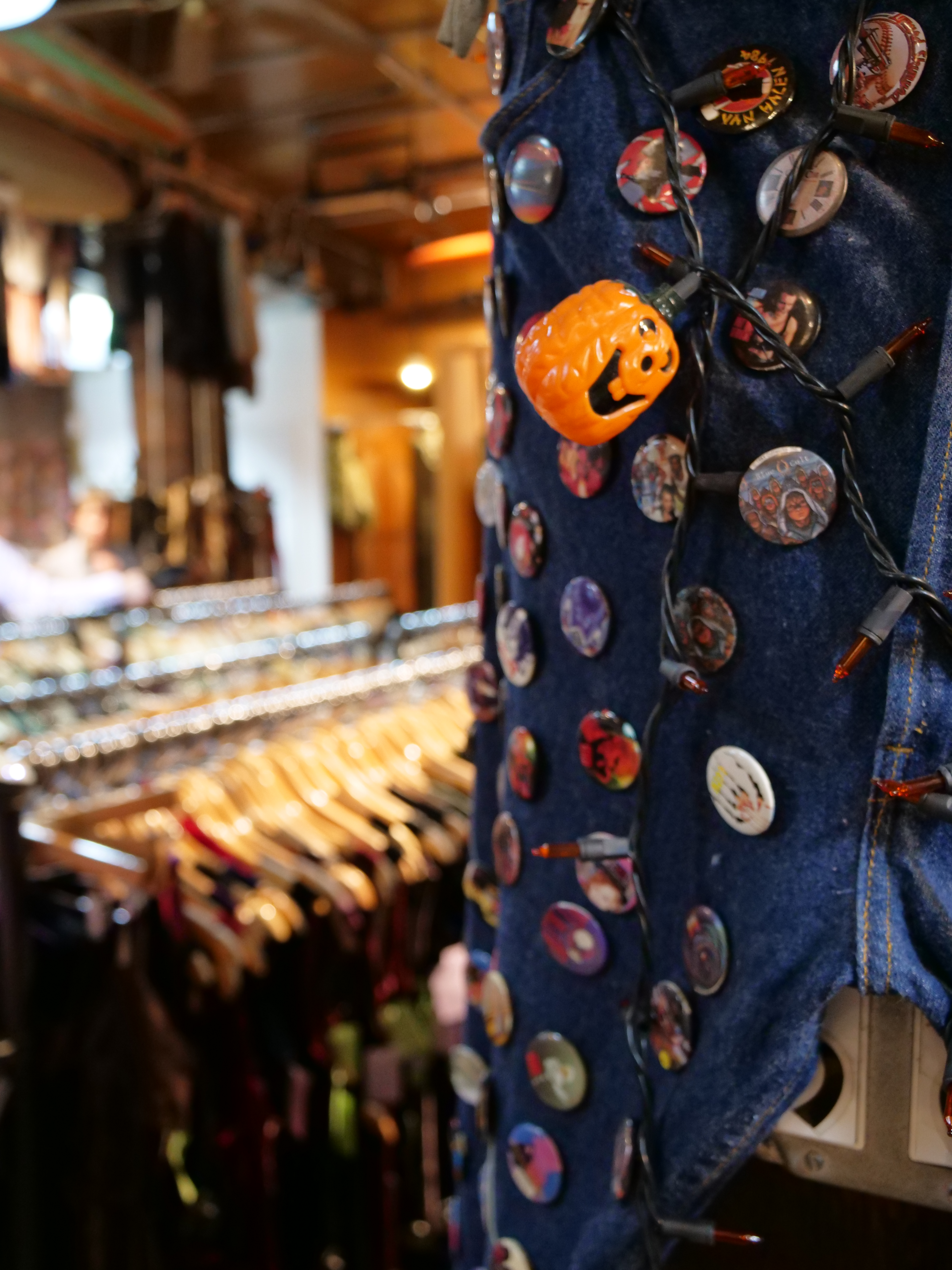 11 Things To Do for Halloween in NYC store Stella Dallas Thrift Store Williamsburg