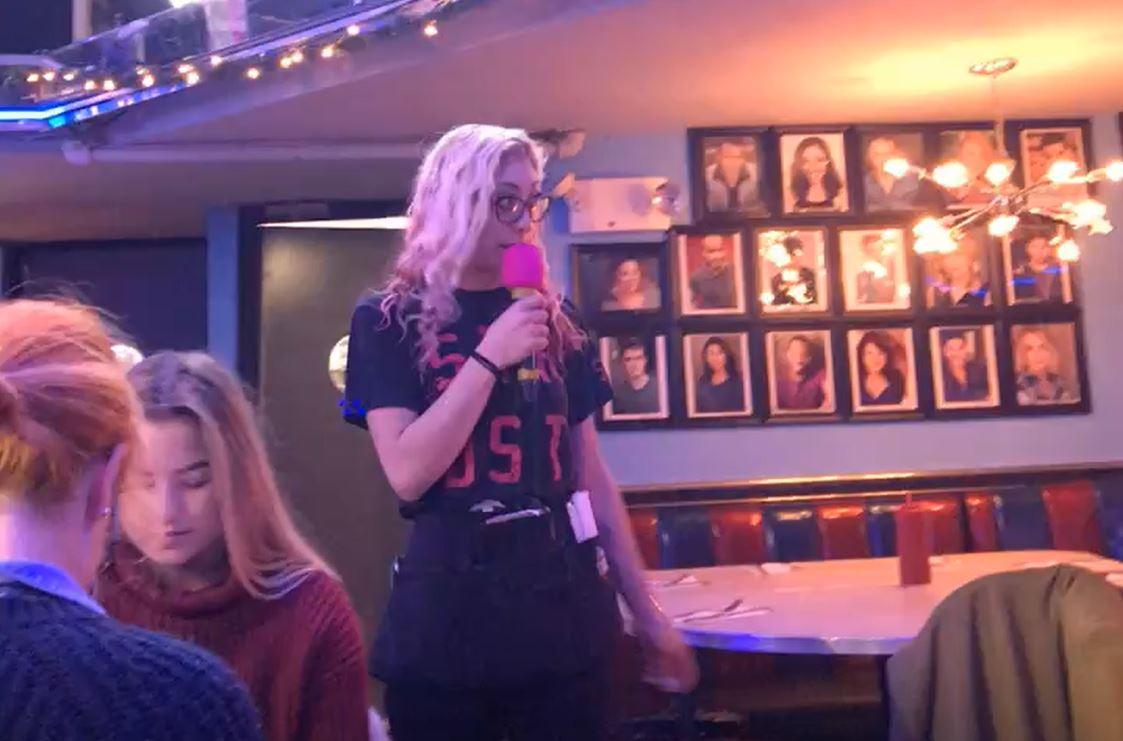 Ellens stardust diner nyc Best Restaurants in Times Square