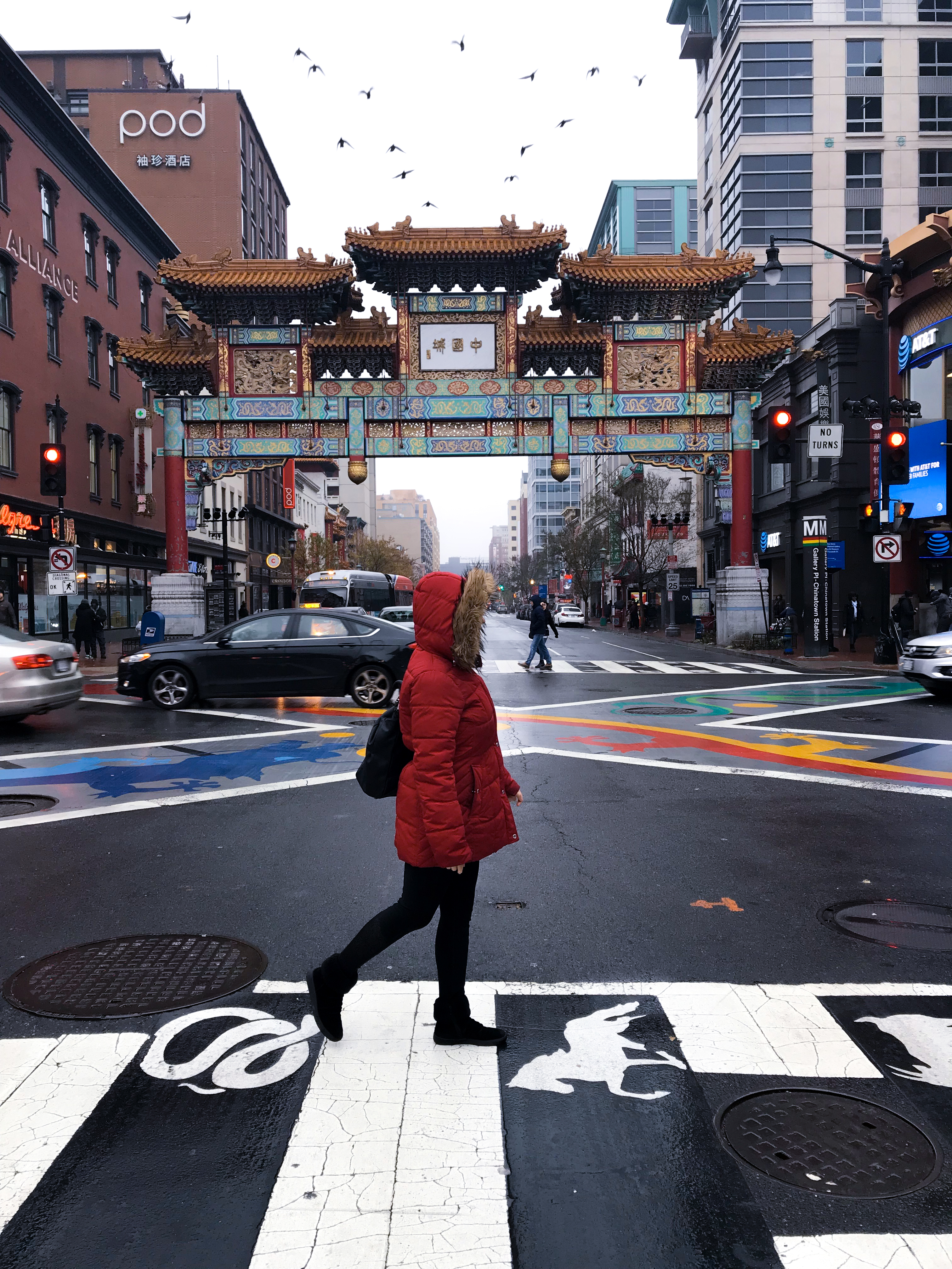 7. Friendship Archway Chinatown