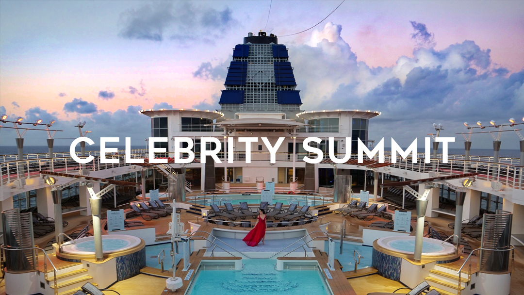 Celebrity Summit Cruise