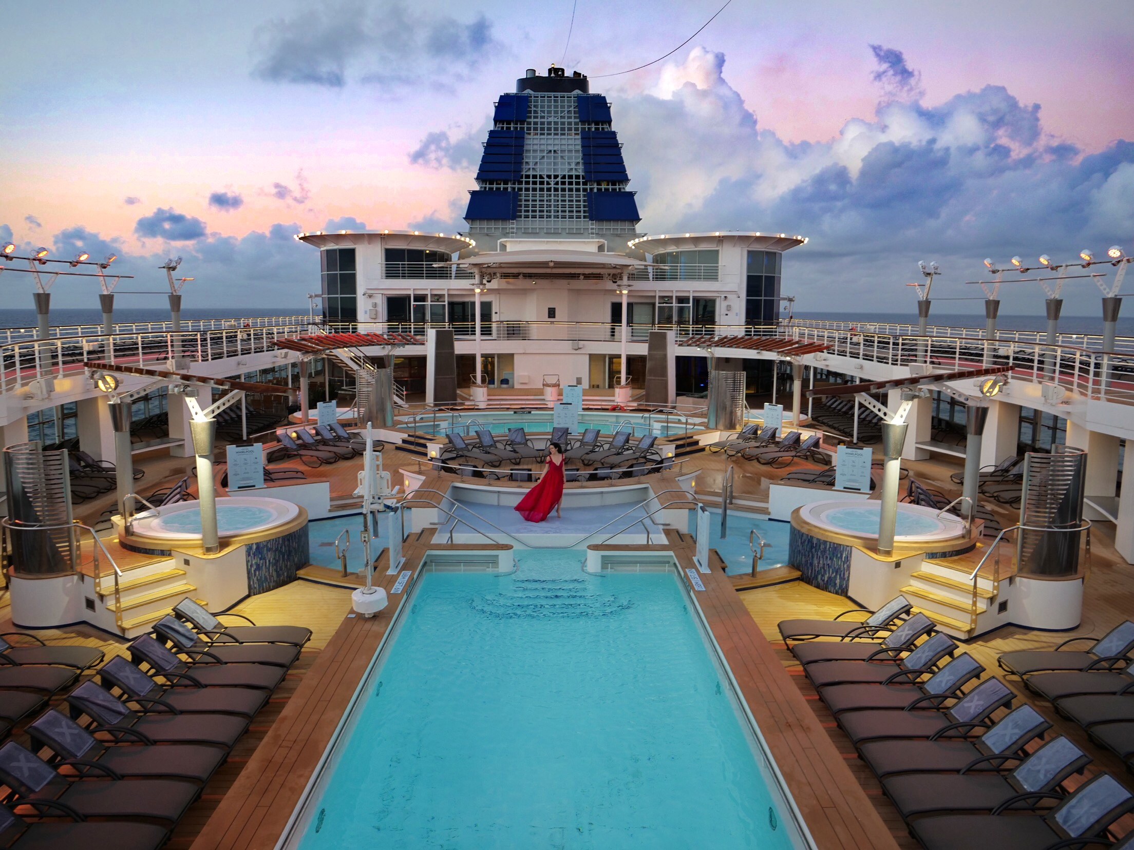 Cruise Guide: Celebrity Summit Revolution Renovations