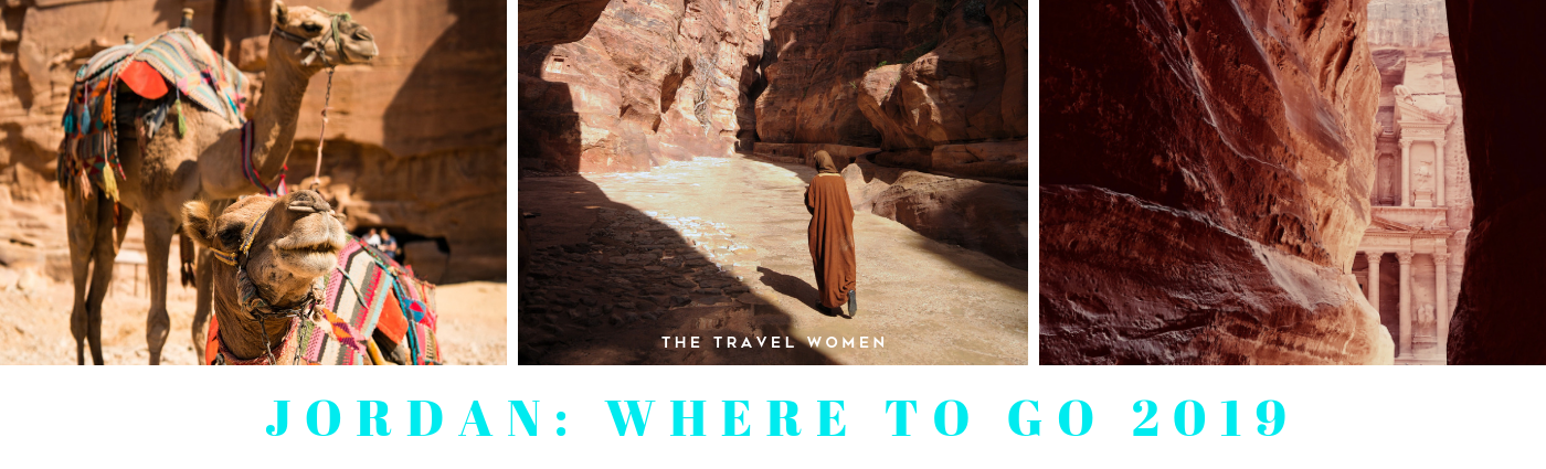 Jordan Where to go 2019 The Travel Women