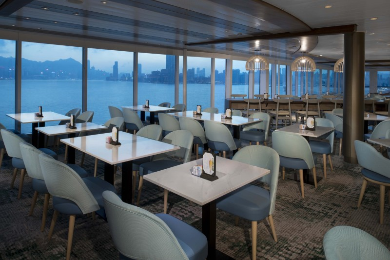 Cruise Guide: Celebrity Summit Revolution Renovations dining