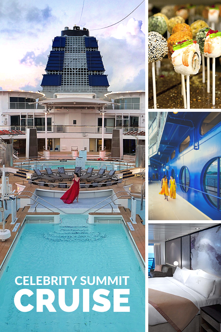 Celebrity Summit Cruise Guide Pinterest