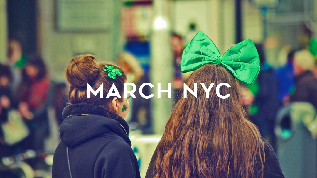 March in NYC Guide