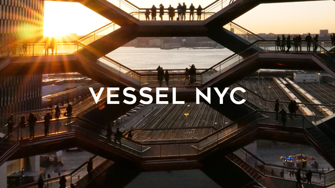 NYC Travel Guide: Vessel, Hudson Yards